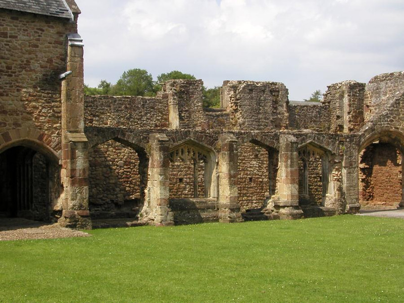 Cleve Abbey - 19th July 2002