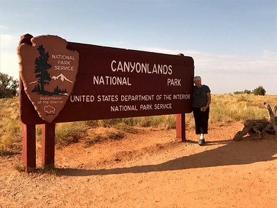 National Parks Sept 2017- Canyon Land, Arches, Bryce, Zion