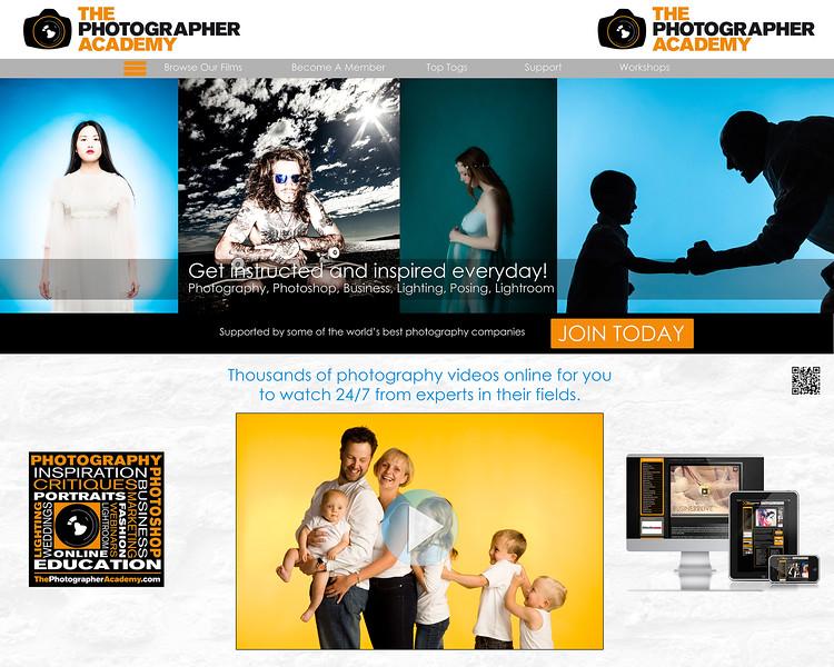 The Photographer Academy 2500
