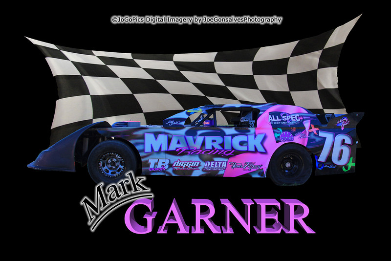 Mark Garner #76 - Limited-Late Model