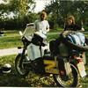 Shenda and Al Jessie, Austria 1985