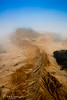 Broken Hill In Fog