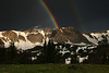 Double Rainbow - Snowy Range, Wyoming - Mark Rasmussen - July 2011
