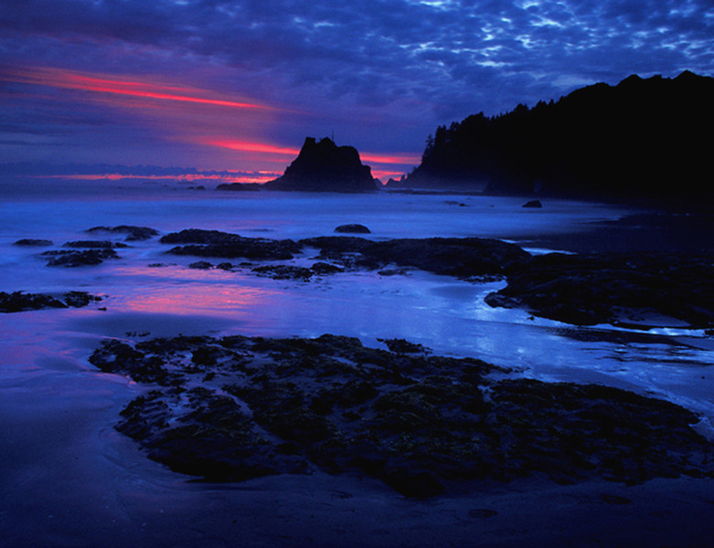 Rialto Beach - Olympic National Park, Washington - Mark Rasmussen