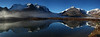 Columbia Ice Fields - Panoramic - Canadian Rockies - Mark Rasmussen - October 2010