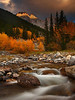 Kings Creek - Canadian Rockies - Mark Rasmussen - September 2010