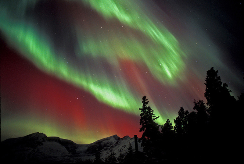 Midnight Magic - Canadian Rockies - Mark Rasmussen