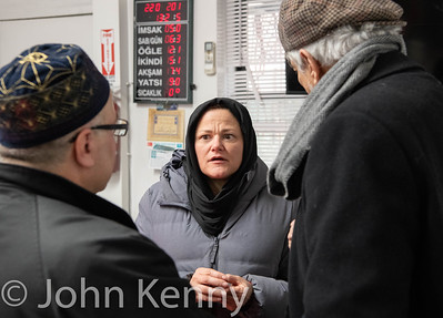 Mark-Viverito/Mimar Sinan Mosque 2/22/19
