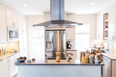 DC Chic Kitchen Remodel