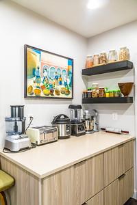 DC Modern efficient kitchen remodel