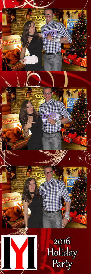 Mark Young Construction Holiday Party