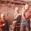 Mark Yaden (left) - 1961 - With brother Danny (age 7) and sister Susan (age 10) at Banks Lake - Central Washington State