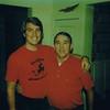 Mark Yaden (age 21) & Dave Yaden, Sr. (age 57) - February 18, 1978 - Selah Farmhouse - Selah, WA
