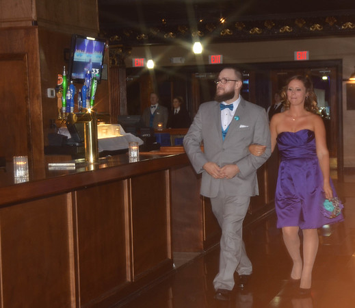 Mark and Kayla Saunders