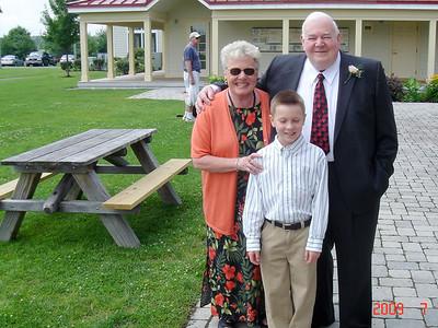 2009-07-18 Guests Arrive