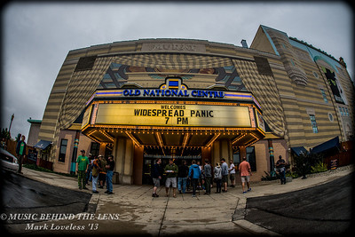 Widespread Panic Live at The Murat 2013