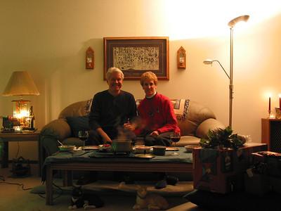 Jay & Donna Christmas 2003