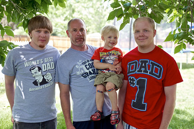 The Dad's with Kadin