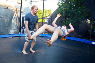 Gravity defying Shanelle