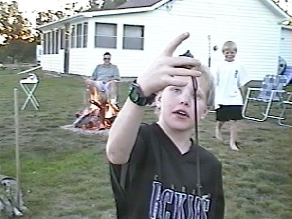 Manson Family Cabin trip summer 1999.