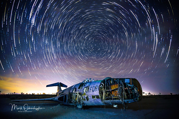 VooDoo Star Trails