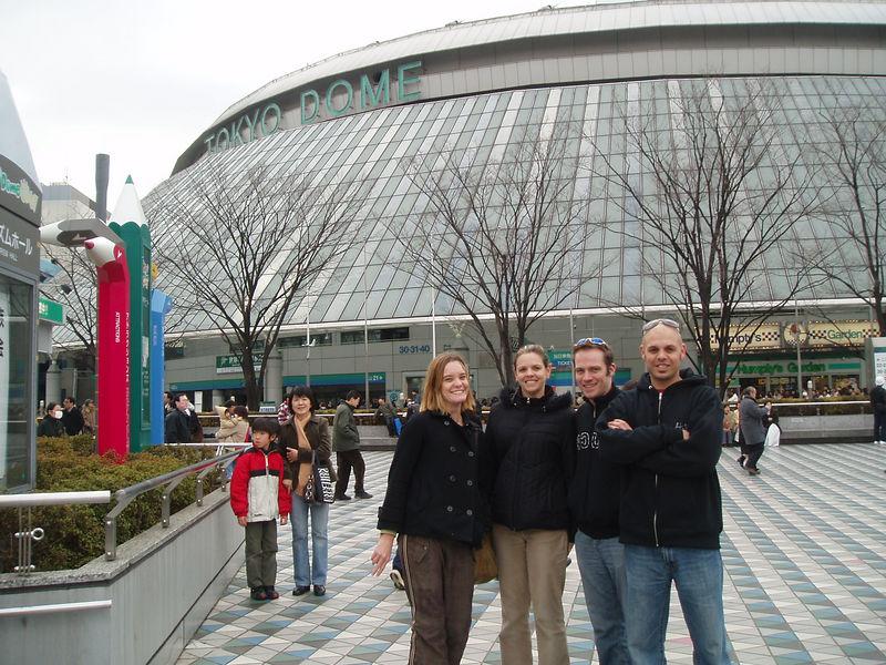 Tokyo City Dome