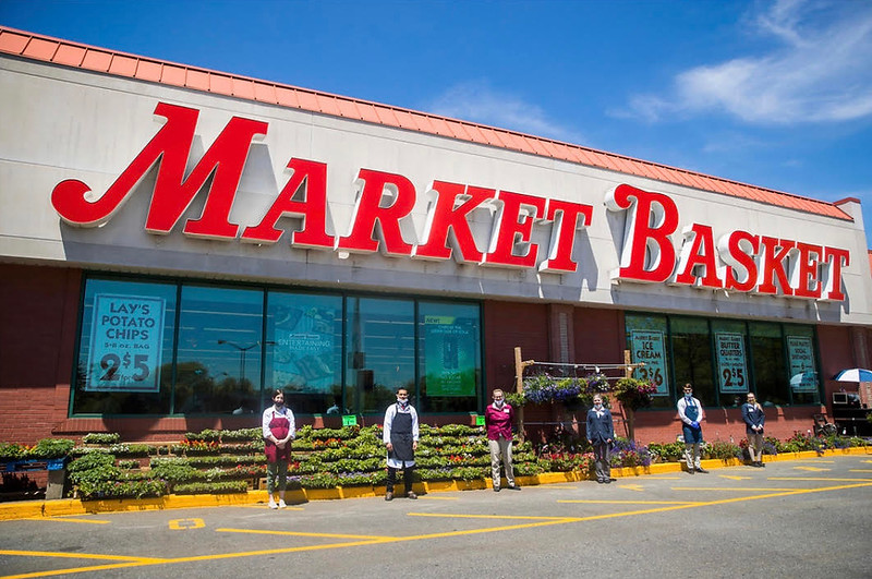 Champions of Market Basket's Tewksbury location managed by Brian McCullough.