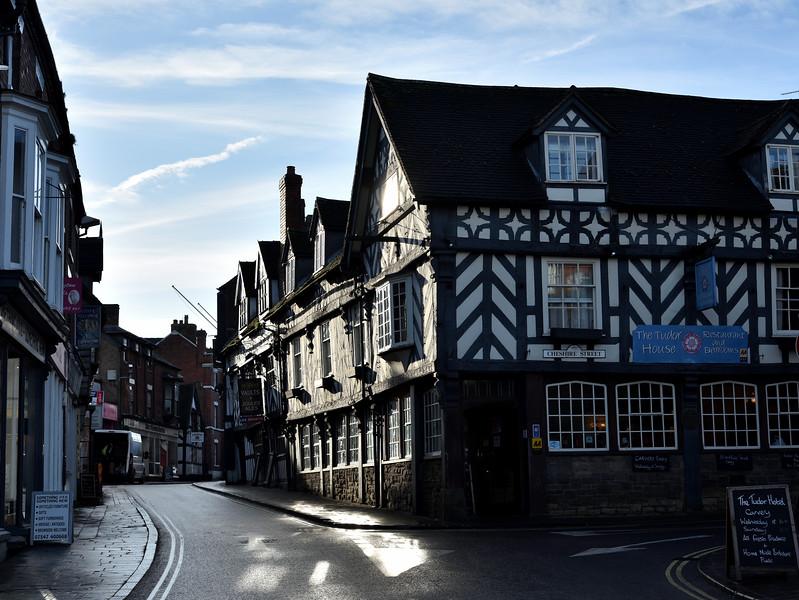 The Tudor House, Market Drayton.