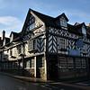 Tudor House and Sandbrook Vaults, Market Drayton.