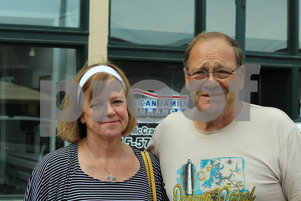 Janet and Bob Singer.