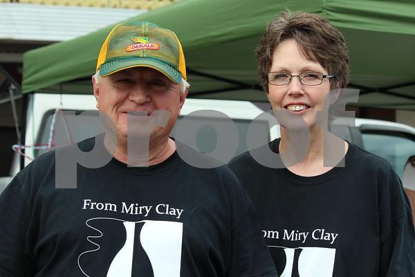Kevin and  Sheryl Sandstorn