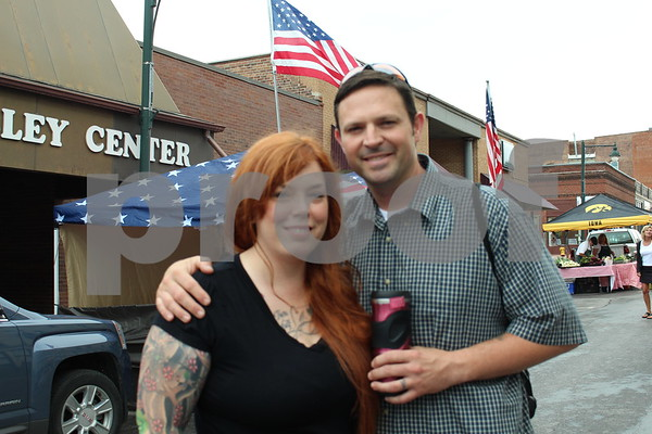 Terrilee and Pete Bowden.
