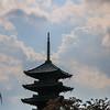 The Five Level Pagoda of Tō-ji