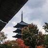 Autumn in Tō-ji