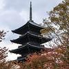 Fall Winds at Tō-ji
