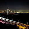 View of Kobe and the Akashi Kaikyō Bridge from Awaji Island