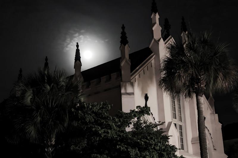 Moonlit Grandure