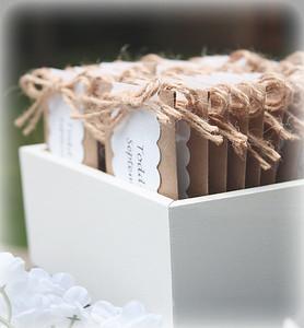 Wedding Seed Favors