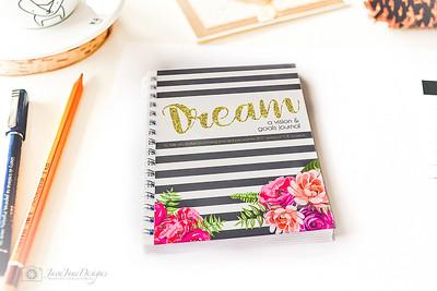Dream Journal & Goal Workbook