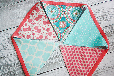 Colorful Bunting