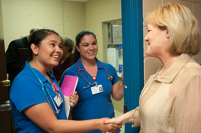 5. College of Nursing and Health Sciences