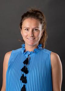 Olga Bazhanova - Assistant Tennis Coach