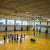 TAMUCC women volleyball team prepares for the new season