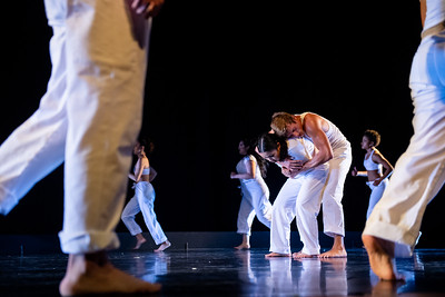 """In Full Bloom,"" choreographed by Brandon Besse, was performed by the Stage Student Dance Organization in the fall 2018 Island Dance Demo."