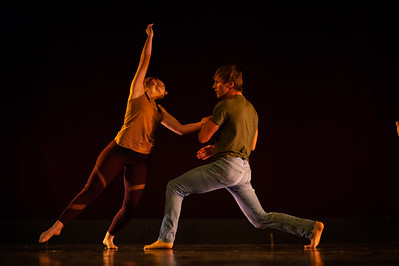 """Coffee Shop,"" choreographed by Sarah Gonzalez, was performed in the fall 2018 Island Dance Demo."