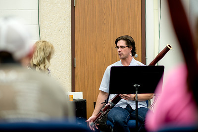 Bassoon Week guest Rich Brownell