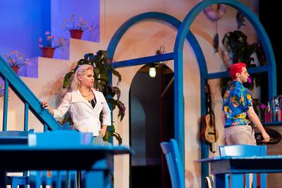 Corpus Christi, TX - Mamma Mia, here we go again! Harbor Playhouse and Texas A&M University-Corpus Christi Department of Theatre and Dance will present a collaborative, meg-hit musical.