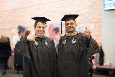 Mahammed Al Shaikhili (left) and Ravi Santhanagopalan.