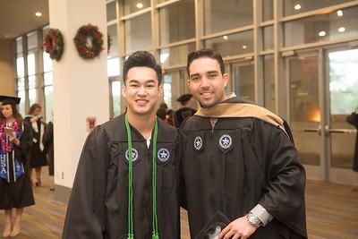 Hai Nguyen (left), and Pietro Jordao