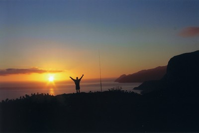 Wes Catalina Sunrise 2007